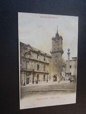CPSM Aix-en-Provence Hôtel de Ville Belfroi