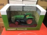 Universal hobbies 1/32 Fendt Farmer 3S 2WD Tractor DIECAST MODEL UH5270