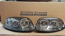 98 Toyota Supra Headlight Set OEM OE