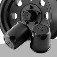"4pcs 3.53"" Wheel Hub Center Caps for 1327000 AR23 AR61 American Racing Wheel"