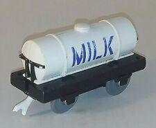 Thomas The Train Trackmaster Milk Tanker Farm Car