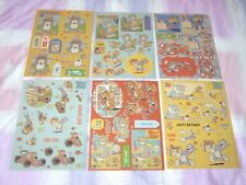 BRAND NEW/ SEALED TOM AND JERRY DIE CUT DECOUPAGE MEDLEY COMPLETE KIT