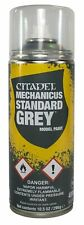 Mechanicus Standard Grey Spray New Warhammer 40k Citadel 40000 Games Workshop