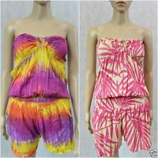 Rayon Summer/Beach Jumpsuits, Rompers & Playsuits for Women
