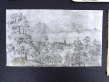 DESSINS (16) DU 19ème SIÈCLE - MINES DE PLOMB - ECOLE FRANÇAISE - CIRCA 1870 -D5