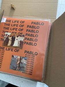 Kanye West - The Life Of Pablo Vinyl