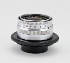 Schneider-Kreuznach Componon 105mm f/5.6 Enlarging - Macro - Bellows Lens - M42