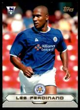Topps Premier Gold 2004 - Leicester Les Ferdinand - LC4