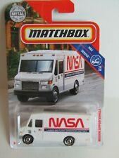 Matchbox 1:64 Mission Support Vehicle Nasa