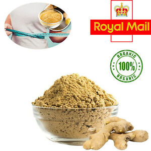 Ginger Powder 100% Organic Ground Top Quality Ginger Masala Cooking, Weight Loss