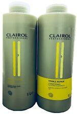 Clairol Professional Visible Repair Shampoo & Express Conditioner 1L Duo
