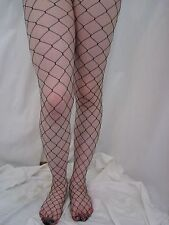 Lip service Black fence net Pantyhose #90