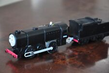 THOMAS TRACKMASTER TRAIN SET MOTORISED ENGINE - Neville and Tender - Not working