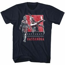 Assassins Creed - Kassandra - American Classics - Adult T-Shirt