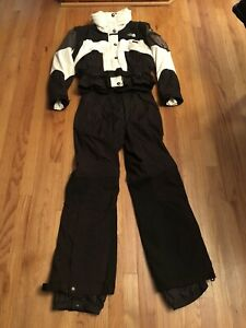 THE NORTH FACE Steep Tech Extreme Jacket/Vest with zip-in Pants size 10