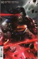 Dark Knights Death Metal # 1 Variant Superman Cover