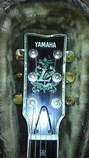 Yamaha L55 VERY Rare acoustic 6 string guitar Inlay 1981 WOW!!!!