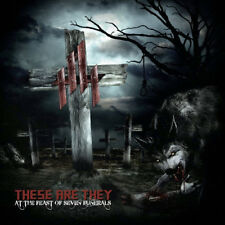 These Are They : At the Feast of Seven Funerals CD (2014) ***NEW***