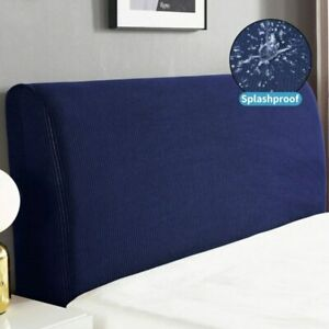 Bed Head Cover All-inclusive Headboard Covers Elastic Bed Head Back Protection