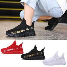 Kinderschuhe Sneakers Jungen Mädchen Turnschuhe Atmungsaktiv Sportschuhe Licht