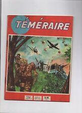 Téméraire n°36 - récit complet Artima 1961 - Très bel état