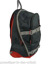 NIKE Rucksack Backpack Tasche zahlreiche Fächer Laptop / Notebook Fach schwarz