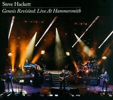 Genesis Revisited: Live at Hammersmith [Box] by Steve Hackett (CD, Oct-2013,...