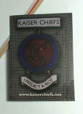 KAISER CHIEFS I PREDICT A RIOT MUSIC STICKER