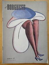 1954-IL BORGHESE-Direttore LEO LONGANESI-Anno V, Numero 40