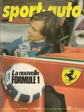 SPORT AUTO 226 1980 GP CANADA USA EST RALLYE SAN REMO ROLLS ROYCE SILVER SPIRIT