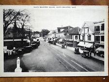 South Braintree Square South Braintree Ma 1930s