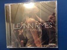 LEANN.  RIMES.         REMNANTS.         COMPACT DISC.