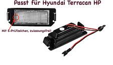 Passend für Hyundai Terracan 2001-06 Satz H7 H1 H3 501 Weiß Licht Halogen Lampen
