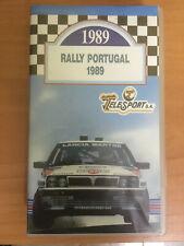 Rallye Portugal 1989 (VHS)