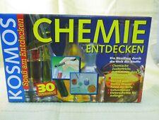KOSMOS Chemie entdecken / 30 Experimente, Jugend forscht, Spaß am Entdecken