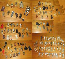 Star Wars Loose Lot Of Over 100 Action Figures Plus Accessories