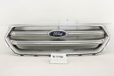 Nice OEM Grille Ford Escape 2017 2018 2019 used minor marks NO damage