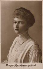 885/ Foto AK, Prinzessin Marie Auguste von Anhalt