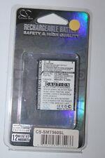 CAMERON SINO  - Batterie 900mAh pour Samsung SGH-T559 - CS-SMT560SL