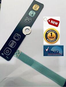 Philips SureSigns VS4  Membrane Switch Keypad Overlay New 1 Yr Warranty
