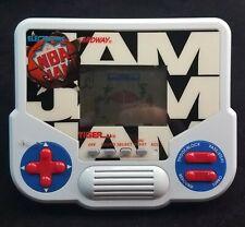 Vintage NBA JAM Tiger Electronic Handheld Game 1995 Works