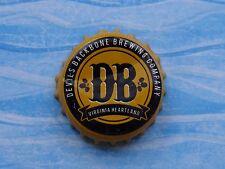 BEER Bottle Crown Cap: DEVIL'S BACKBONE Brewing Co ~ From the VIRGINIA Heartland