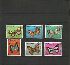 Panama 1968 Butterfly Cancelled to order CTO