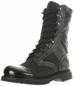 Men's Corcoran Black 10 '' Marauder Army Boots Black 17146 10.5 EE NEW IN BOX