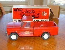 1960'sTonka Jeep Gladiator Pick-up Truck with box Mini-Tonka No. 50