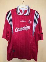 FC KAISERSLAUTERN 19961998 FOOTBALL JERSEY CAMISETA SOCCER SHIRT VINTAGE TRIKOT