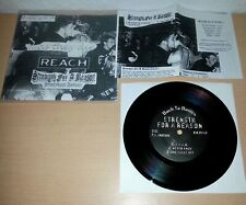 "Back Ta Basics - 3 Way Split 7"" VINYL US 1st.press 1997 BTB 29 1/2 +RAR+ NYHC"