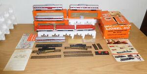 LIONEL HO GAUGE TRAIN SET #5770 TEXAS SPECIAL DIESEL PASSENGER 4-CAR SET BOXED