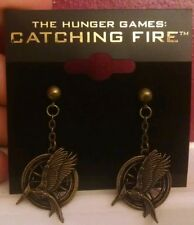 The Hunger Games: Catching Fire Mockingjay Post Earrings Cute and Collectable