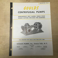 goulds pump centrifugal in Collectibles | eBay